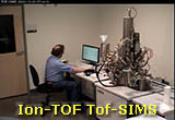 Ion-TOF Tof-SIMS