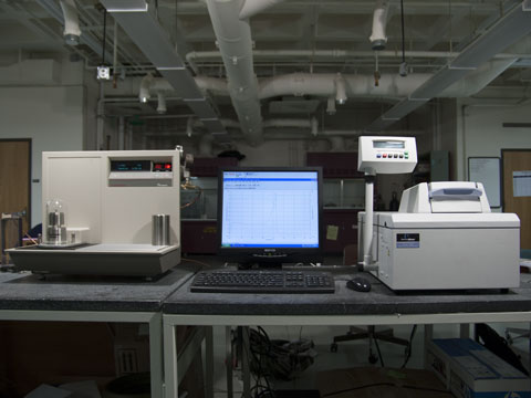 Polymer Characterization and Thermal Analysis Laboratory