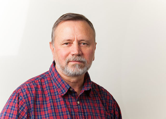 Dr. Lev Zakharov
