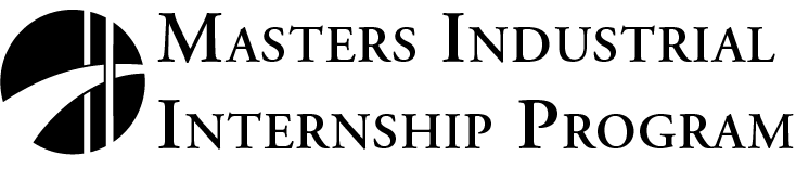 Masters Industrial Internship Program